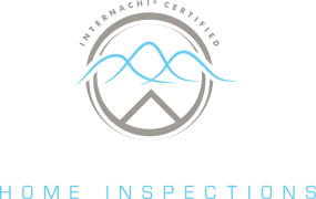 The Blue Ridge Home Inspections logo