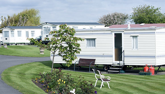 Manufactured and mobile home inspections from Blue Ridge Home Inspections