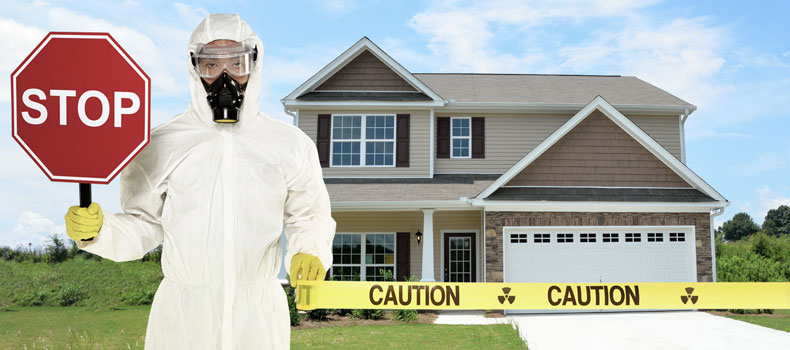 Have your home tested for radon by Blue Ridge Home Inspections
